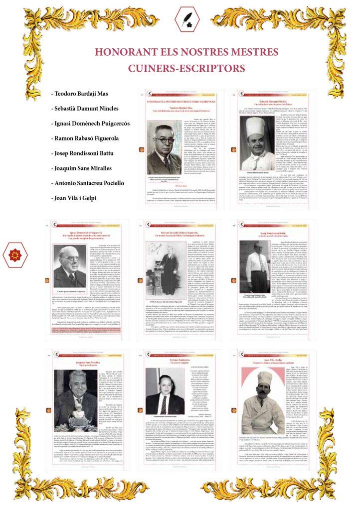 """Cuina i Cuiners a la Corona d'Aragó i Catalunya - Volum II - """"Honorant els Mestres cuiners-escriptors"""""""