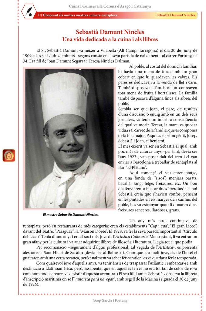 """Cuina i Cuiners a la Corona d'Aragó i Catalunya - Volum II - """"Honorant els Mestres cuiners-escriptors"""":"""